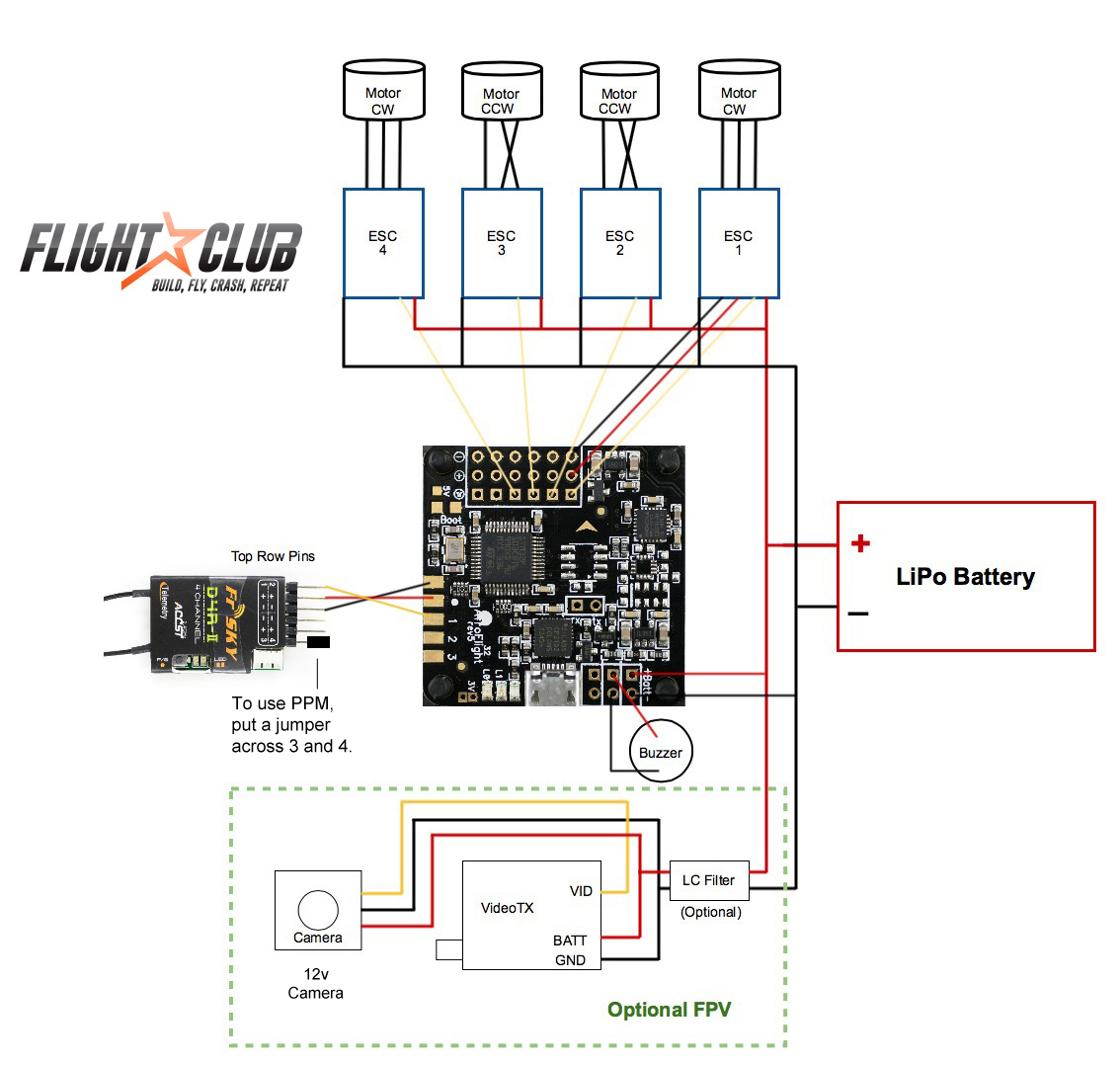 Wiring Diagram Power Saver Wire Data Schema Th8320wf1029 Learn How To Build Best Fpv Quadcopter Flightclub Boiler