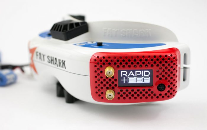 immersionrc rapid fire power mod