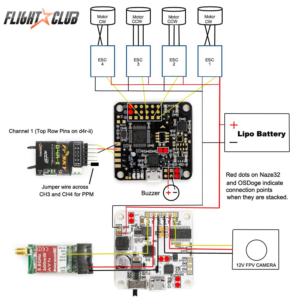 Lumenier heli esc wiring diagrams 2004 escape wiring diagram learn how to build a lumenier qav250 quadcopter flightclub fpv rh fpv flightclub com rc wiring cheapraybanclubmaster Image collections